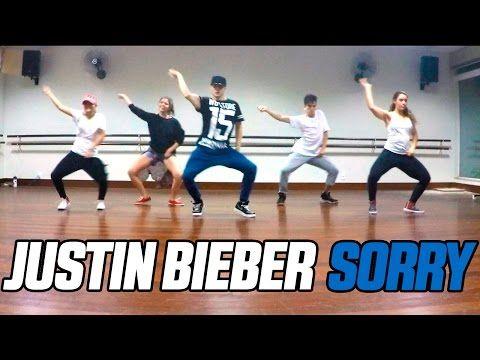 Justin Bieber Sorry Dance Tutorial Mattsteffanina