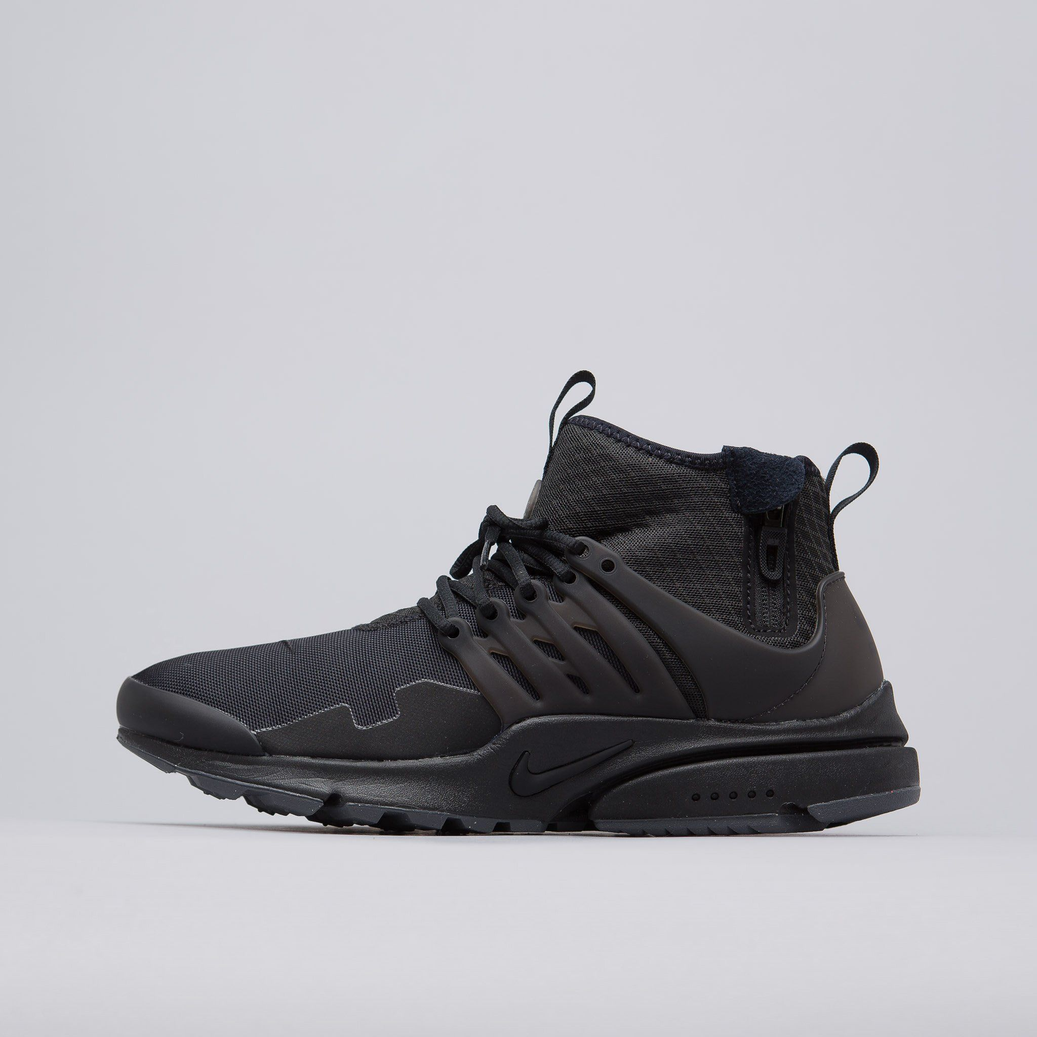 Buy Authentic Online Buy Cheap 100% Original NIKE AIR PRESTO MID UTILITY - FOOTWEAR - High-tops & sneakers Nike Shop For For Sale Manchester Cheap Price hsdXnRJe2