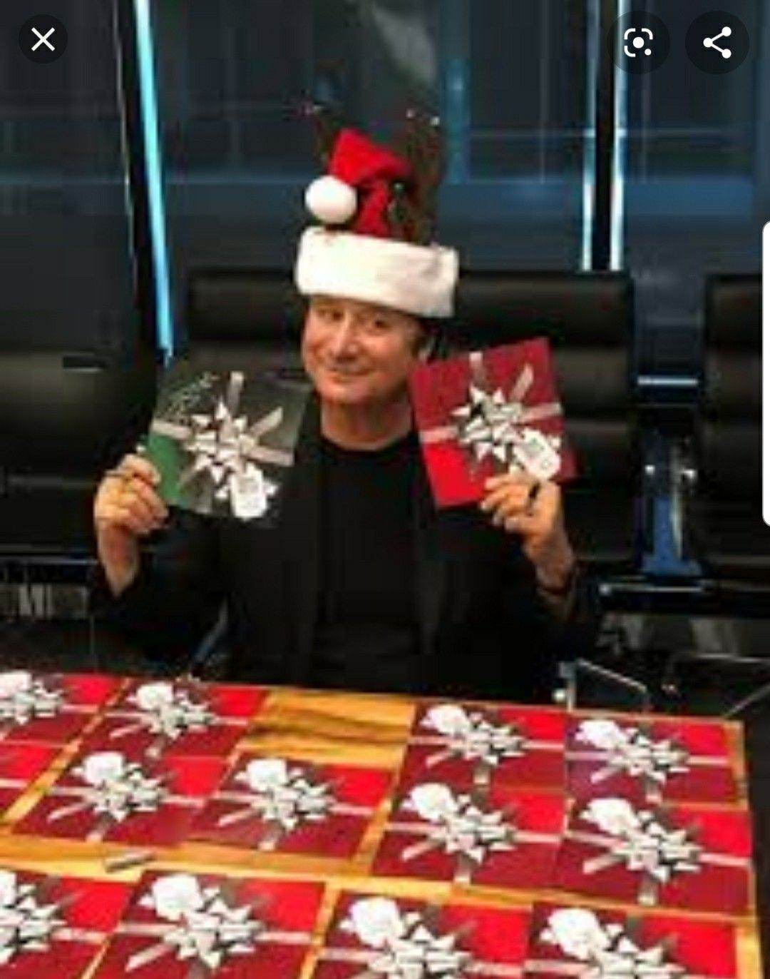 Steve Perry Christmas 2020 Pin by Lisa Johnson Hanes on All Things Steve Perry in 2020