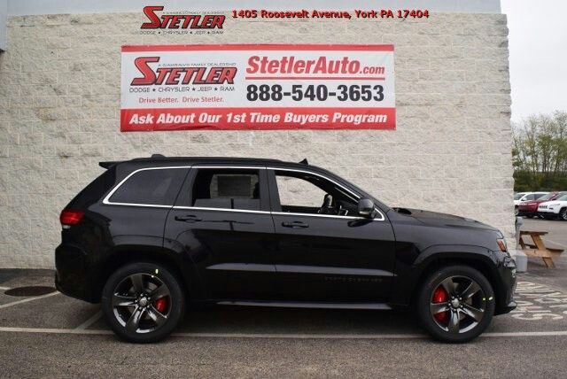 Jeep Grand Cherokee Srt 8 Hellcat