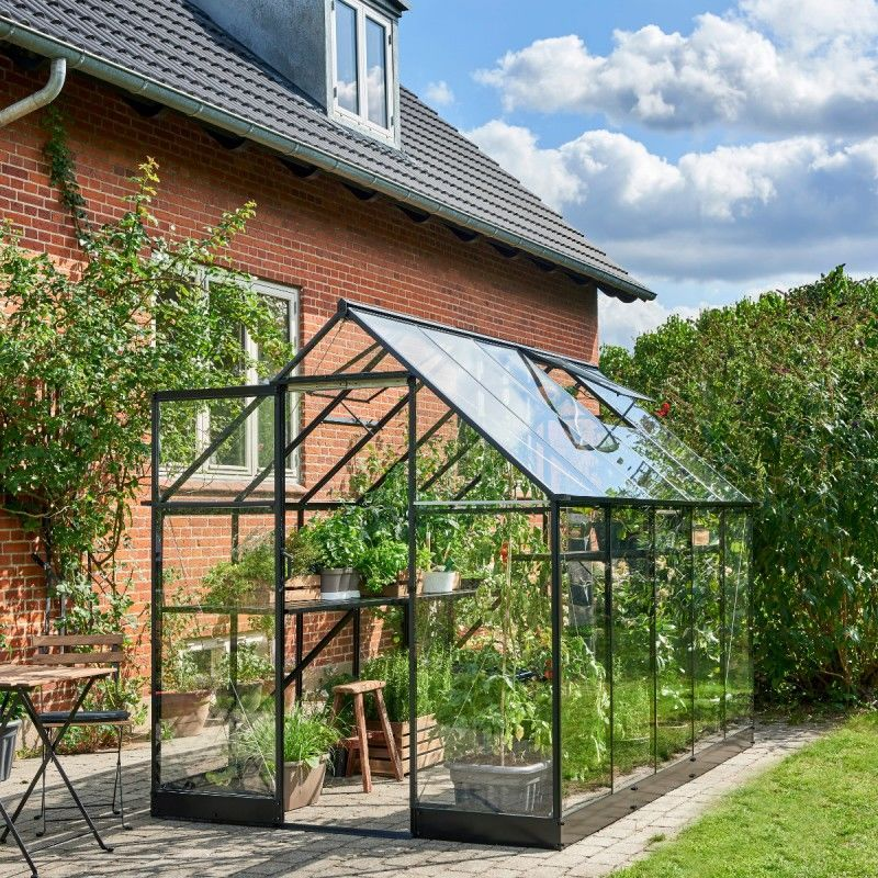 Serre De Jardin In 2020 Best Greenhouse Backyard Greenhouse Modern Greenhouses