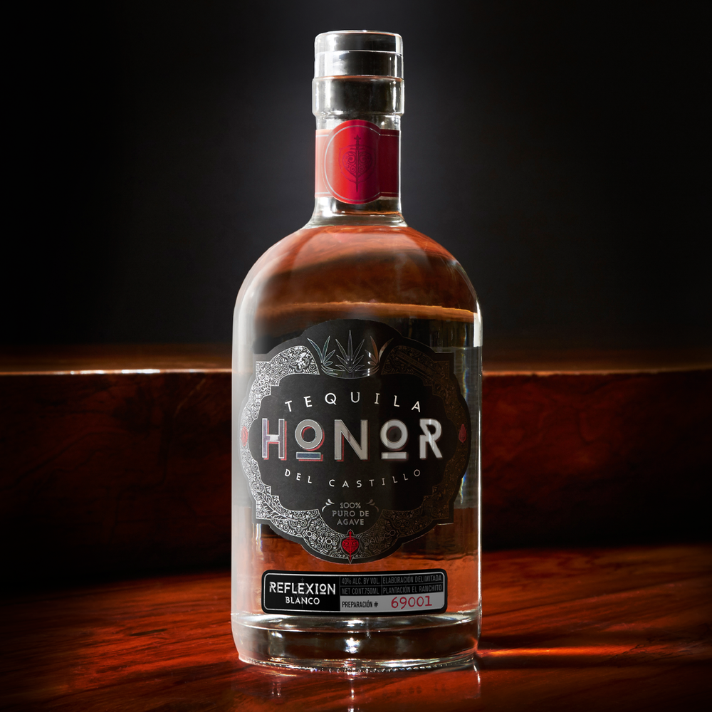 Tequila Honor Blanco Edici Inaugural Limitada