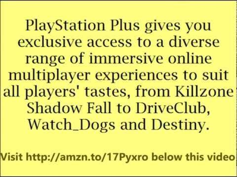 Playstation plus - Playstation Plus Subscription Download