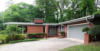 Atomic Ranch In Stonehaven Modern Charlotte Nc Homes