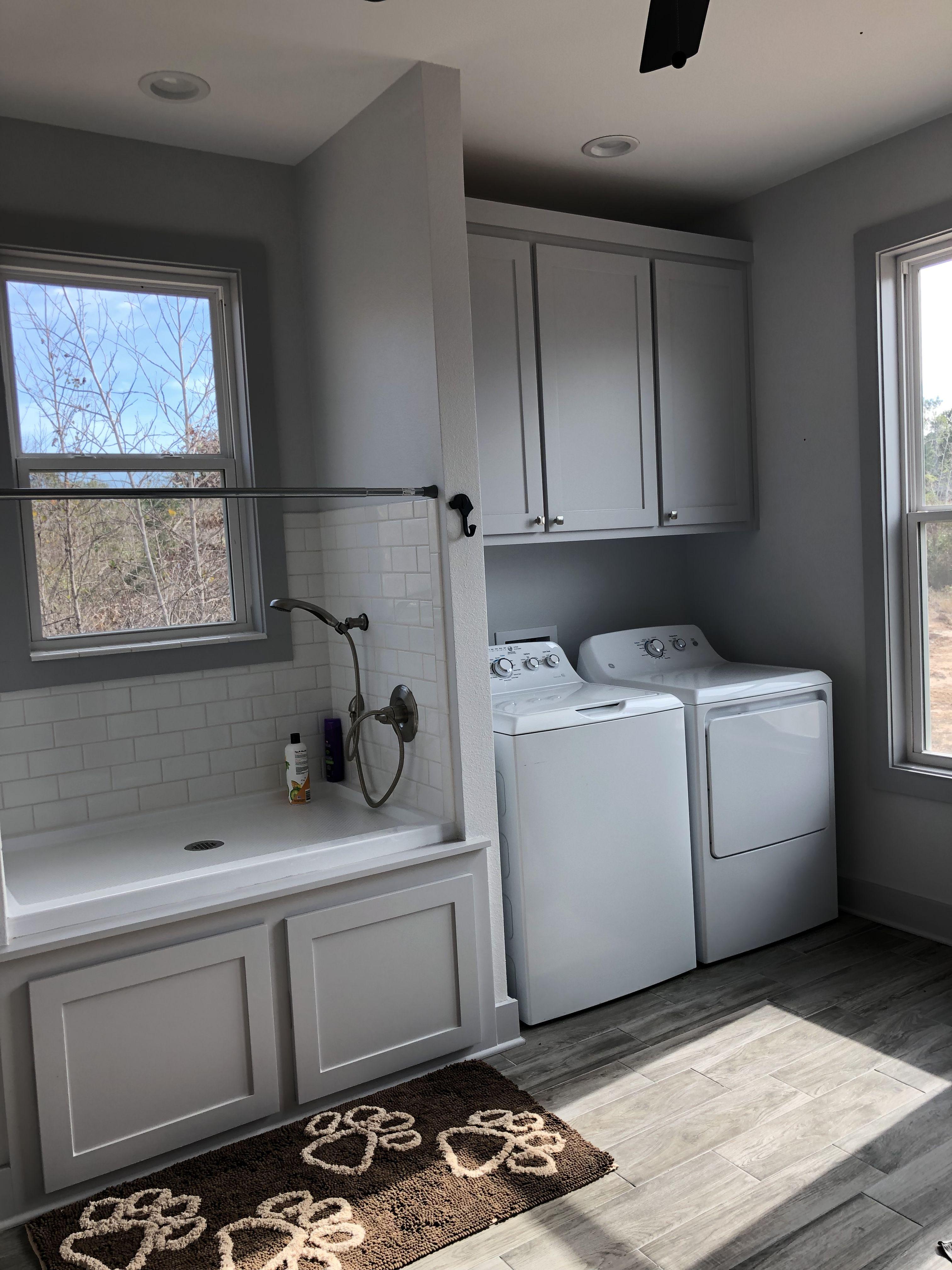 Laundrydog wash home appliances dog trot house dog