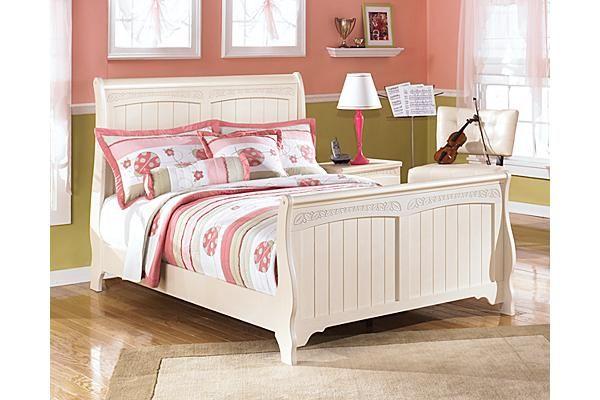 Ashley Furniture-Avas new bed