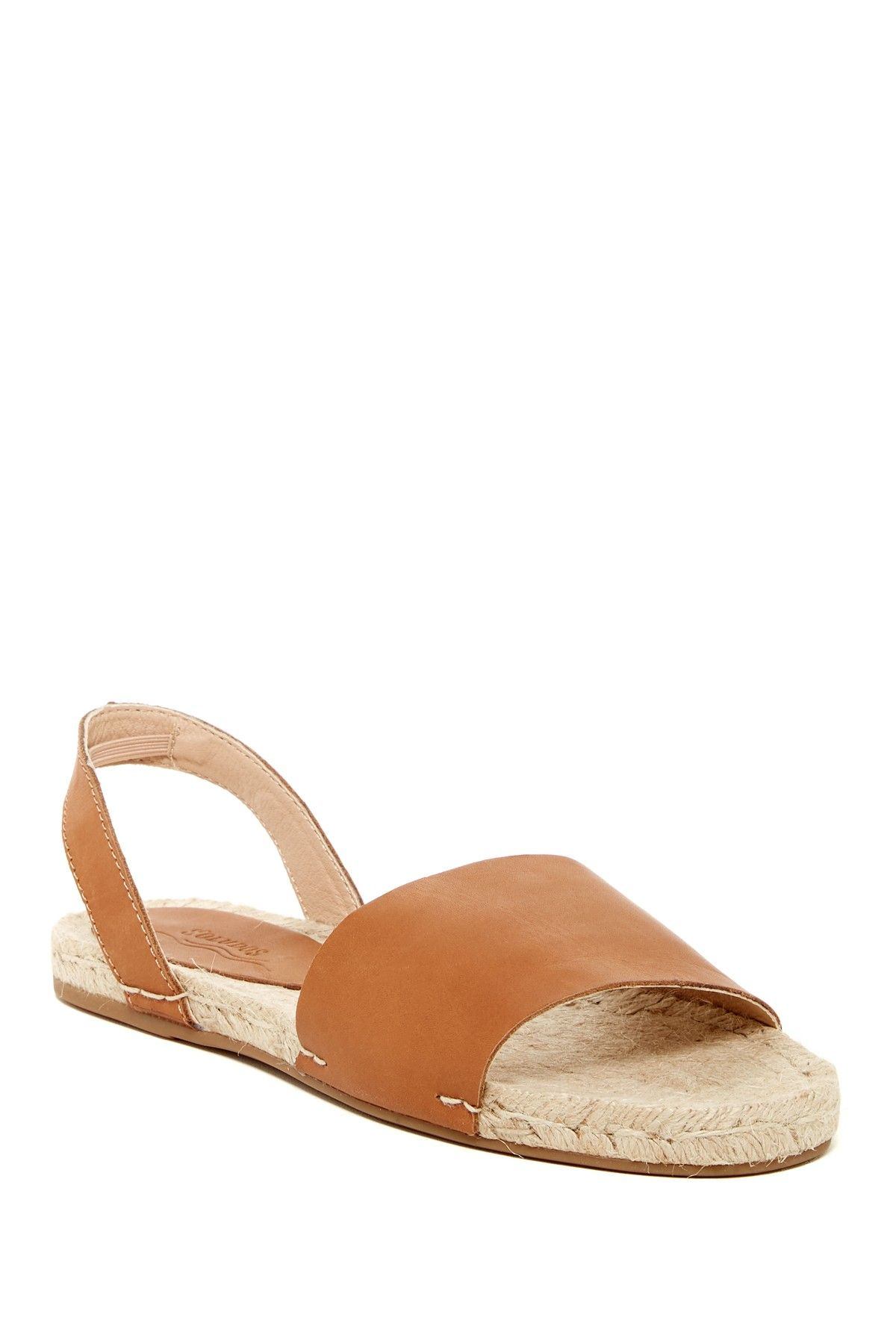 Crisscross Platform Sandal by Soludos on @nordstrom_rack