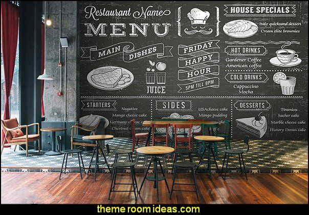 Cafe Kitchen Decorating Ideas Cafe Kitchen Decor Bistro Style
