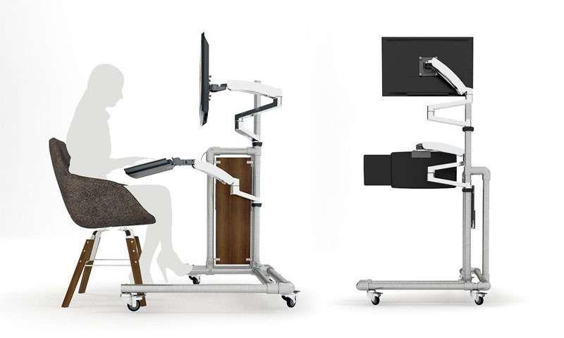 Ergonomischer Pc Tisch Zum Selber Bauen Update Dekomilch Pc Tisch Selber Bauen Tisch Hohenverstellbar