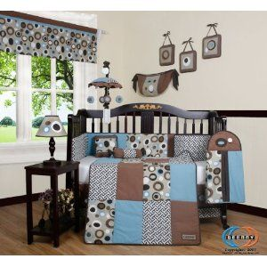 baby boy bedding set that i want my grandson Denver to have