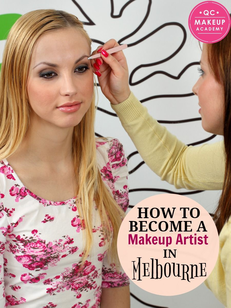 How to a Makeup Artist in Melbourne Makeup artist