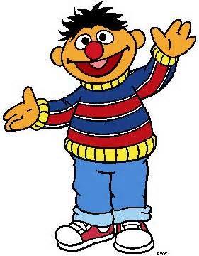 Elmo S Friend Ernie Sesame Street Muppets Elmo Friends