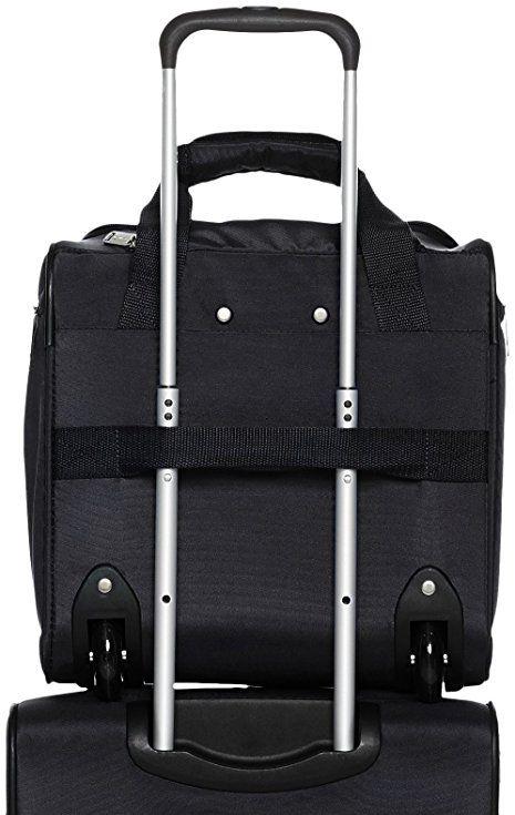 8f972d51dcd0 Amazon.com  AmazonBasics Underseat Luggage