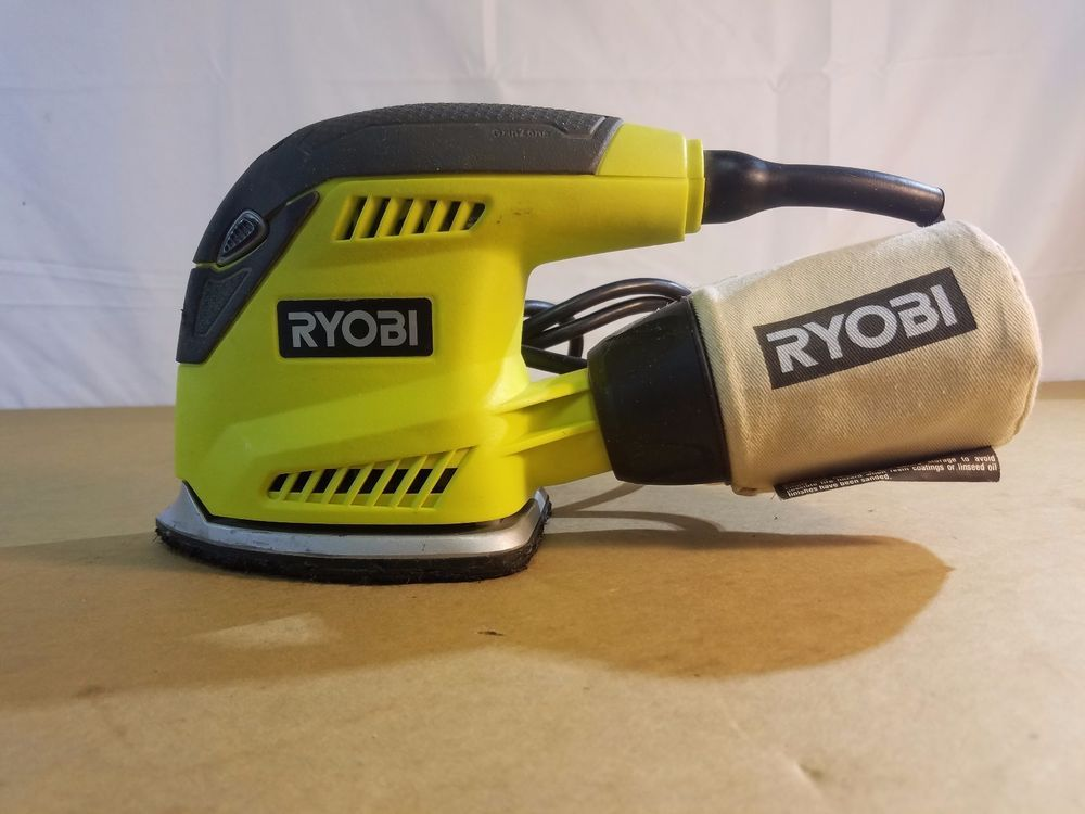 Ryobi CFS1503G 1 2 Amp Corner Cat Sander 03232017 135