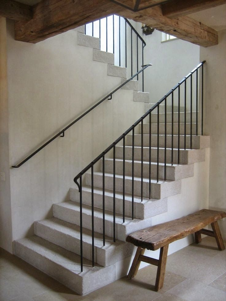 Best Clothespeggs Iron Stair Railing Wrought Iron Stair 640 x 480