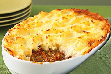 You can't go past a classic shepherd's pie for a satisfying Sunday lunch. This week's winner of the food fight is particularly popular!