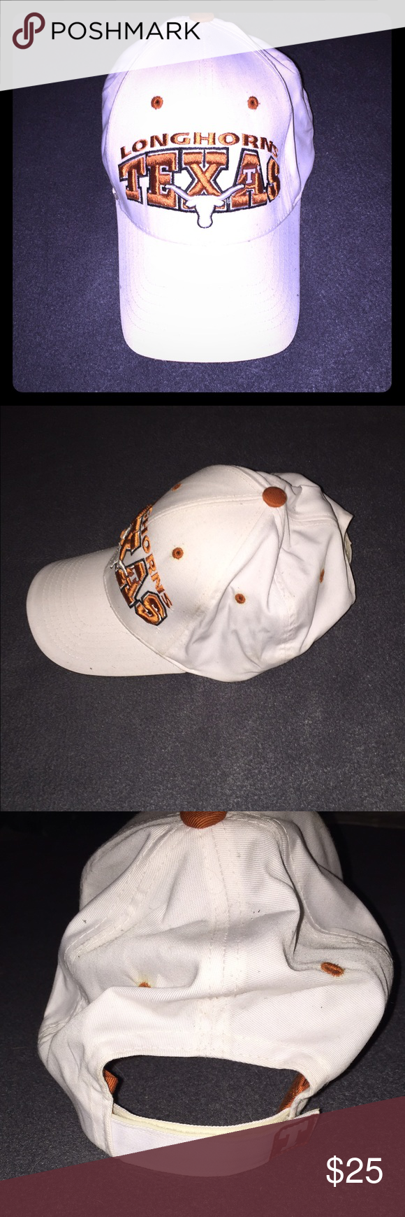97c842b547c Texas Longhorns Hat - Adjustable You are looking at a NWT Texas Longhorns  hat. This