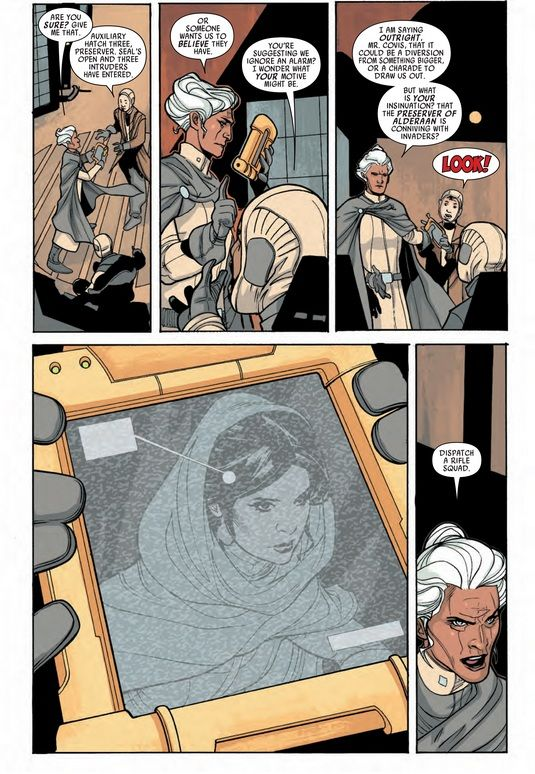 sw marvel Princess Leia 3 preview 02