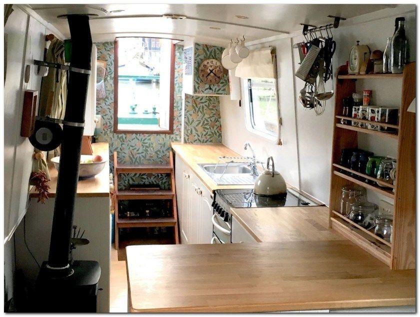 Photo of Günstige Houseboat Interior Ideas – The Urban Interior Bestes Bild für die Erh…