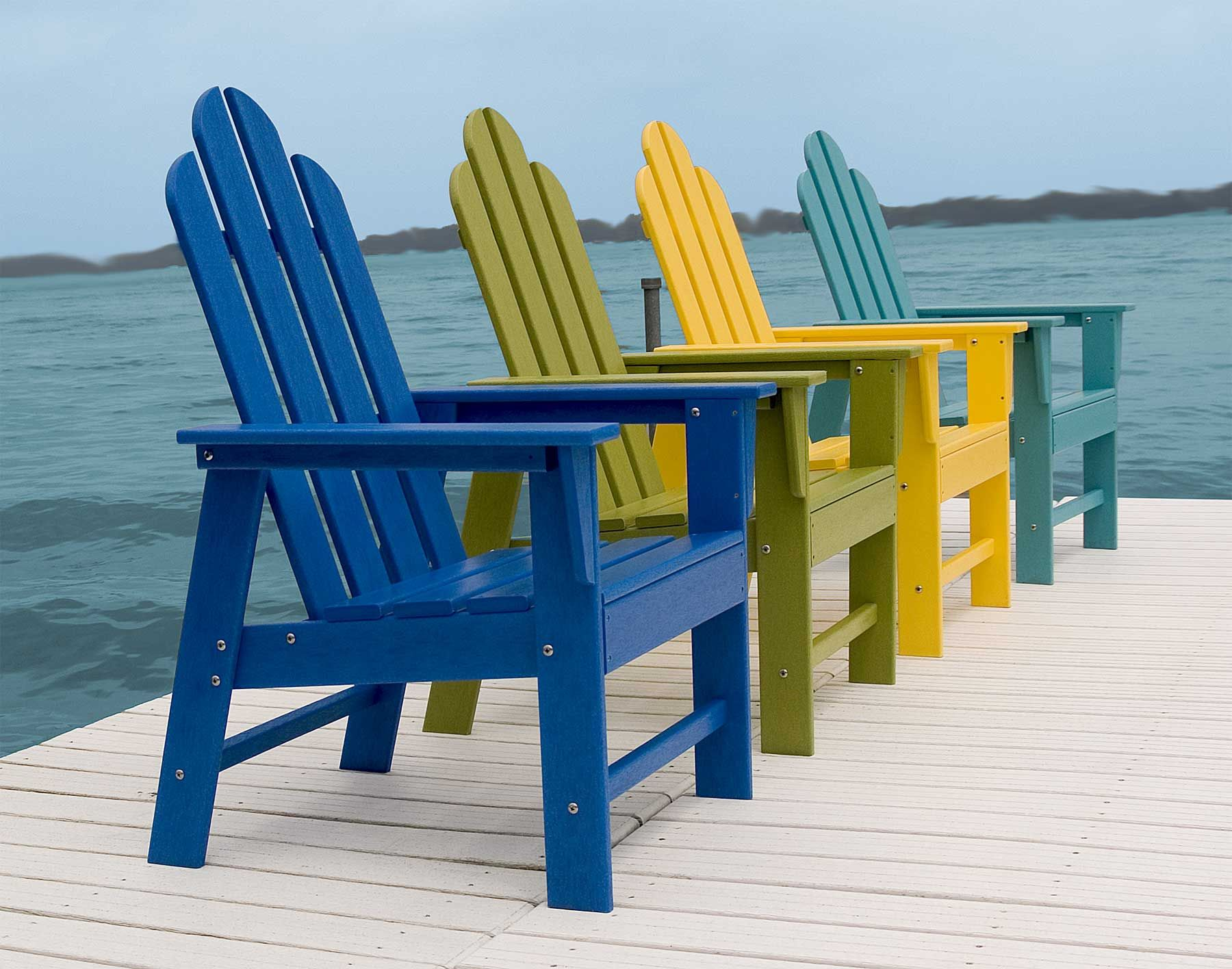 I Could Get Lawn Chairs And Paint Them Long Island Dining Chair