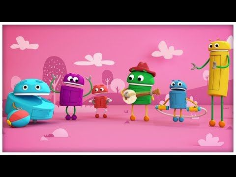 quotcamptown racesquot classic songs by storybots youtube