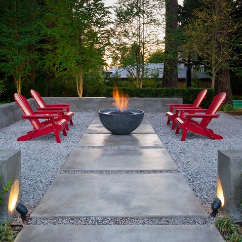 Modern Concrete Driveways Design Ideas Pictures Remodel And