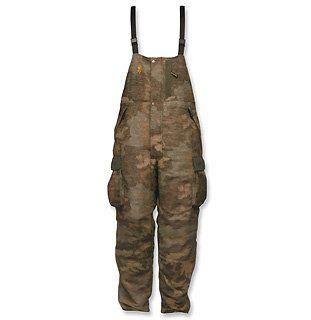 234da6b8c00f6 Browning Full Curl Wool Hunting Bib-men's Large- | Apparel ...