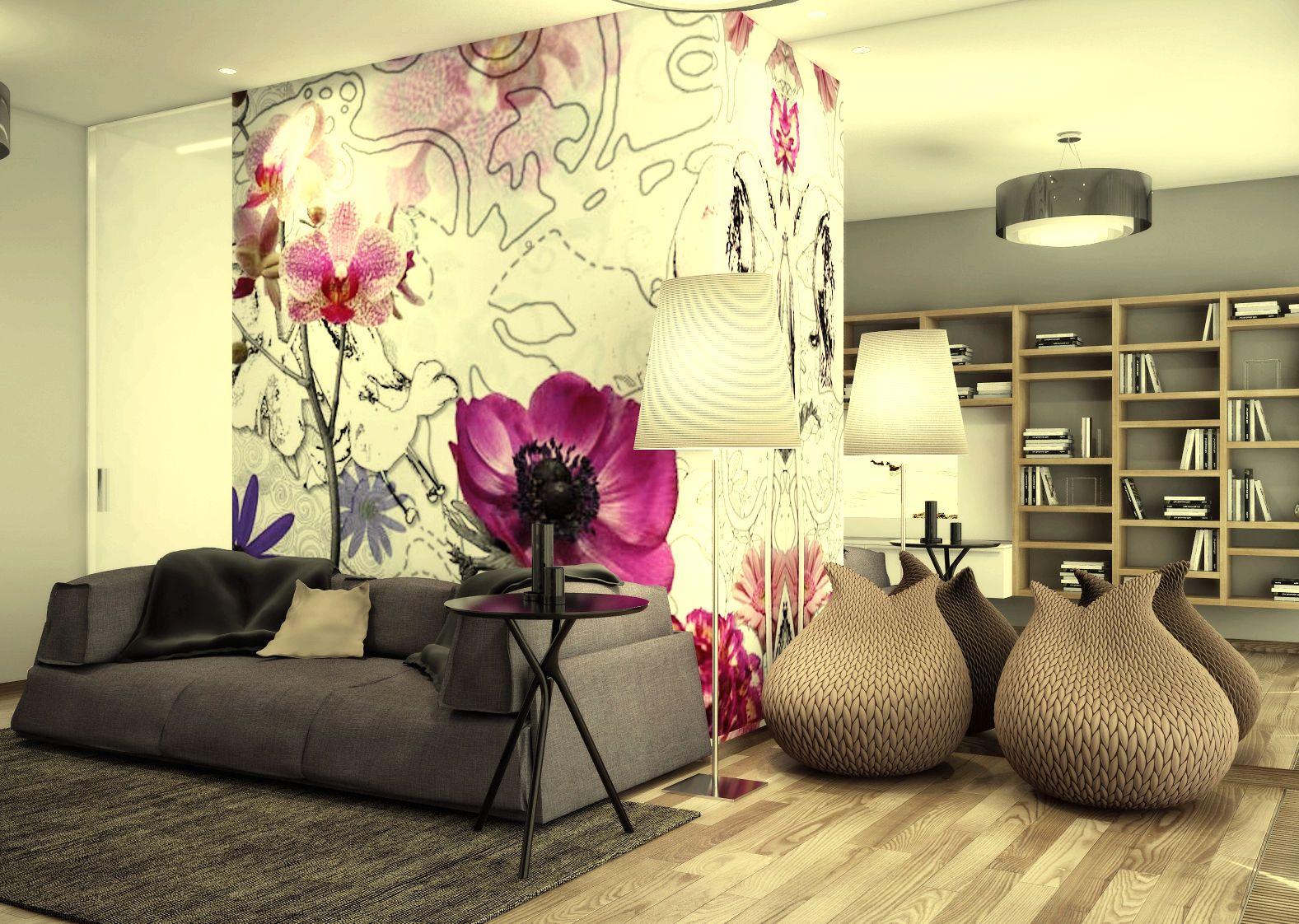 Idea de decoracion para la sala   Salas de Estar   Pinterest   House