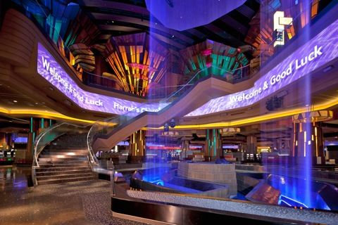 Experiential Rotunda Opens At Harrah S Cherokee Casino Resort