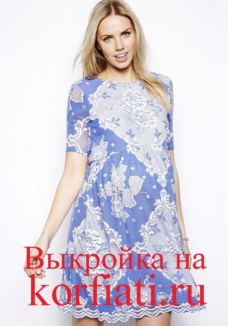 Простая выкройка шелк платье фото 617