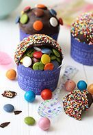 Photo of Yummy Pinata Cookies Pack A Sweet Surprise | Handmade Charlotte –  pinata-cupcak…