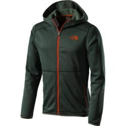 Photo of The North Face Herren Jacke M Hoody (intersport), Größe Xl In Grün/orange, Größe Xl In Grün/orange T