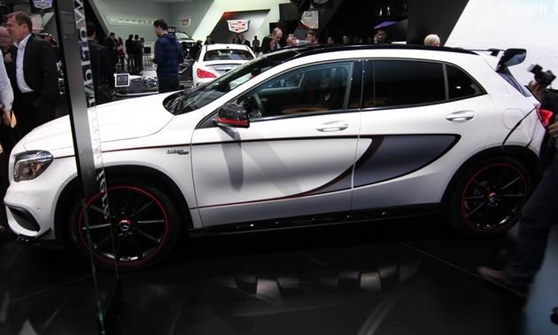 The 2015 Mercedes Benz GLA Is Coming Soon To Mercedes Benz Of South Atlanta