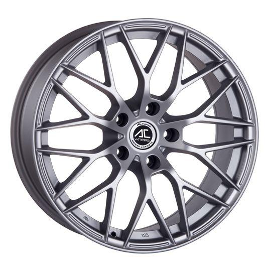 Ac Saphire Matt Silver Ac Wheels Hotwheels Rims Alloys Http Www Turrifftyres Co Uk アルミホイール ホイール