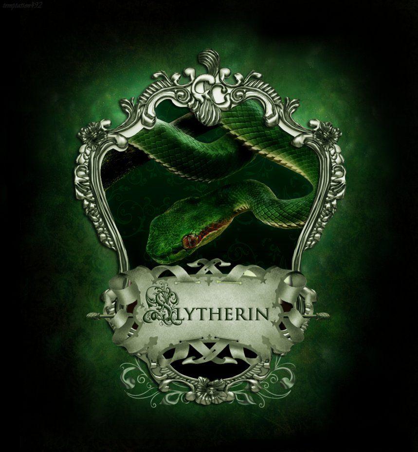 Slytherin by temptation492 on deviantART