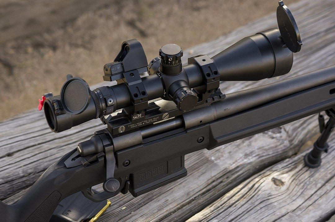 Magpul Hunter 700 Stock Review | Firearms | Remington 700