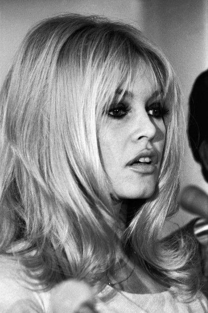 1965 Bb A New York Pour Viva Maria Brigitte Bardot Cheveux Bardot Beaute Francaise Bridgitte Bardot
