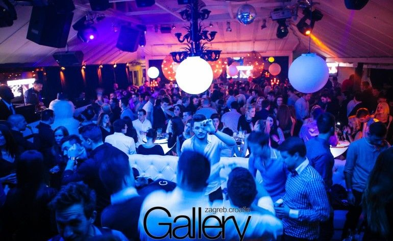 Gallery Club Zagreb Most Popular Club In Zagreb During The Summer But Also In Winter Time With Its Impressive Interior And A S Night Life Zagreb Night Club