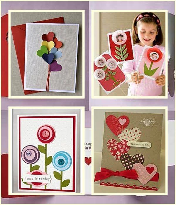 Dziekuje Za Bajki O Krolewiczach Smokach Krasnoludkach Za Zabawki Z Drewna Za Krem W Rurkach Valentines Cards Cards Handmade Mothers Day Cards
