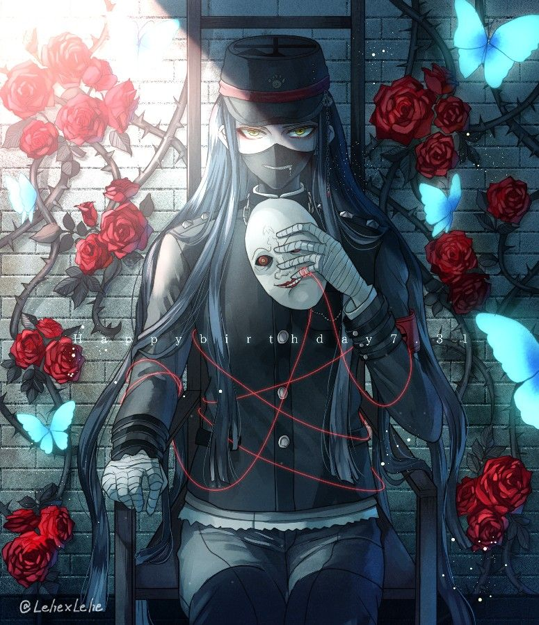 Korekiyo Shingudji Danganronpa Danganronpa Characters Anime
