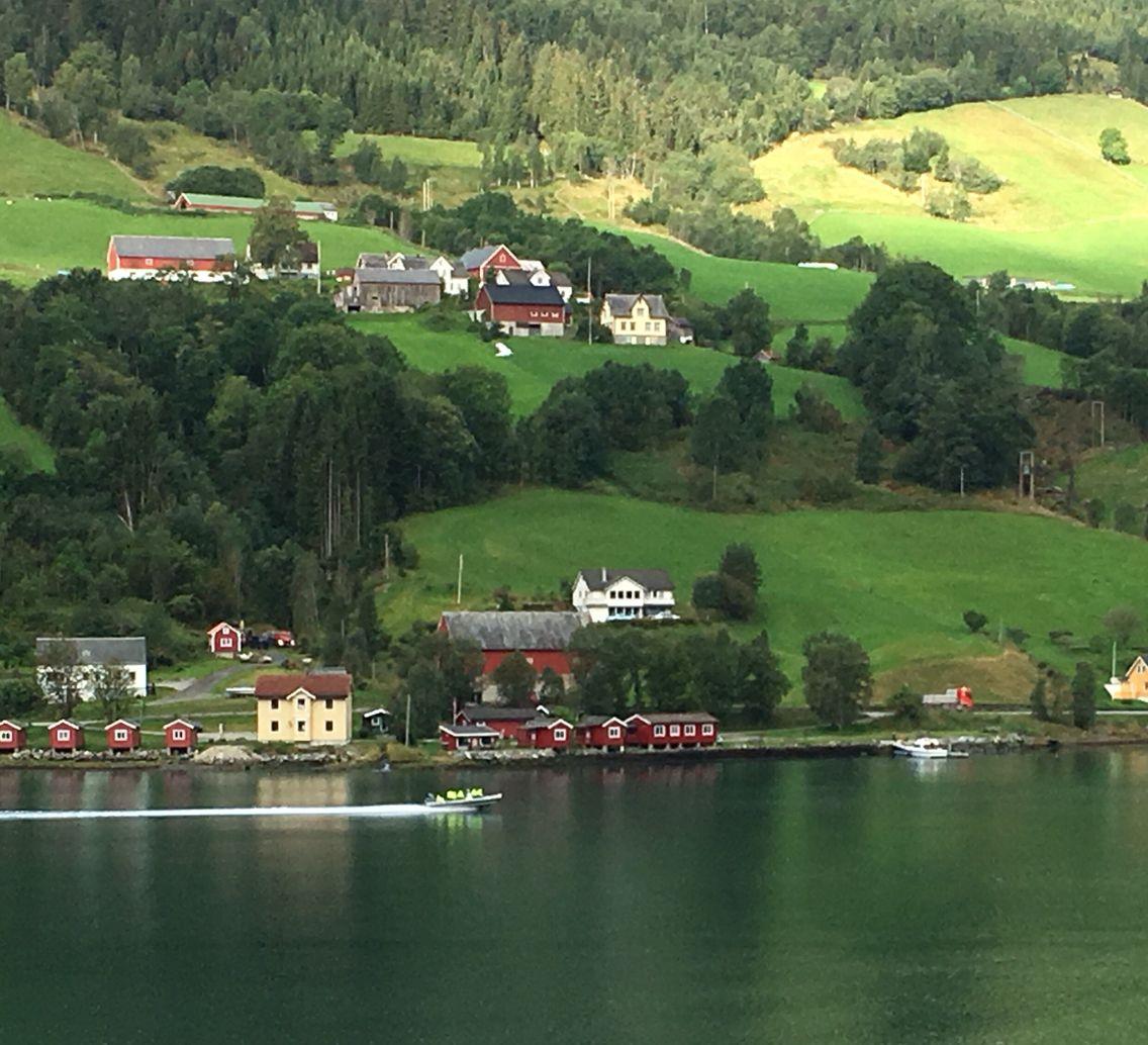 Fiordi Norvegis