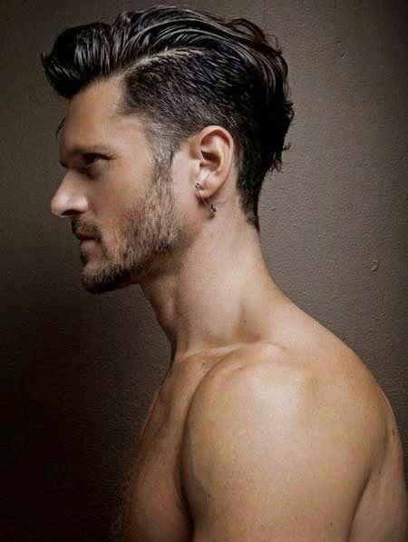 Beliebte Morrissey Frisur Fur Manner Morrissey Haarschnitt Wie Frauenfrisur Com Frisuren Inspiration Haare Manner Frisuren Herrenschnitte