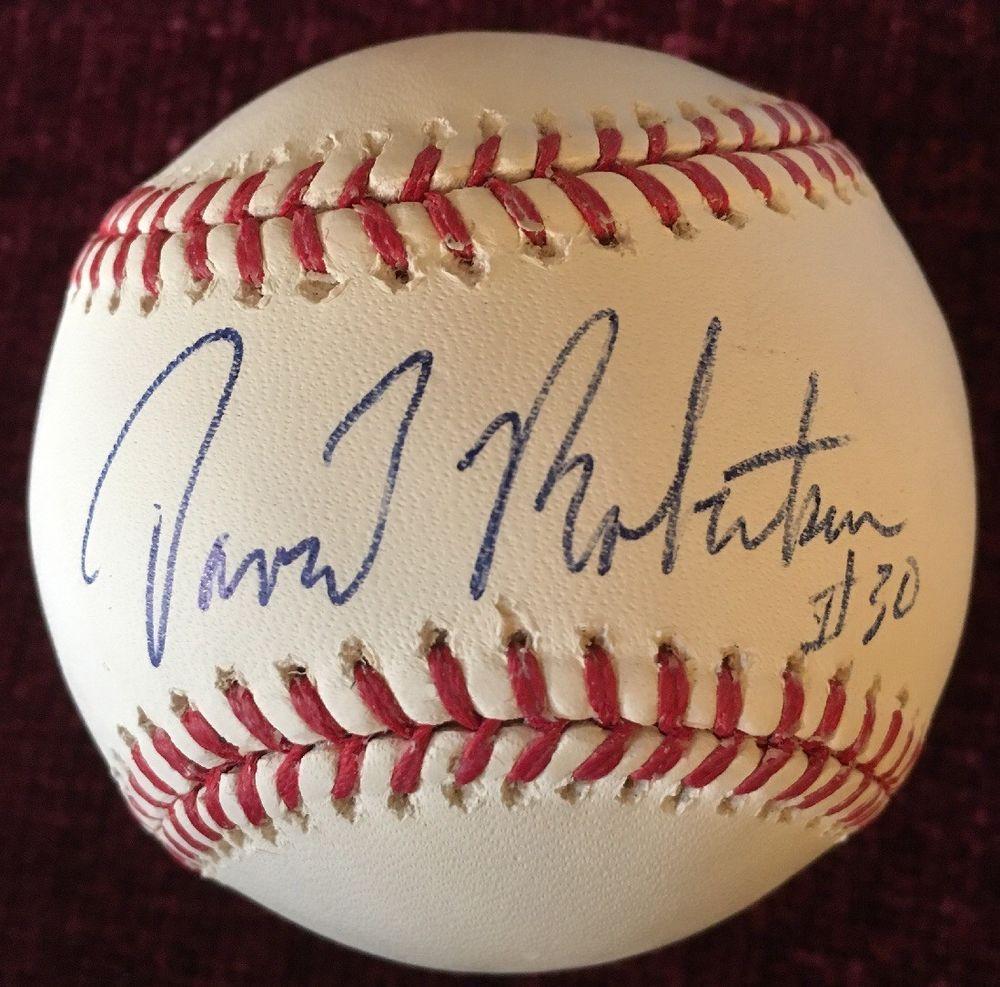 David Robertson Signed Auto Autographed Mlb Baseball New York Yankees White Sox Ebay With Images New York Yankees Autograph Mlb Baseball