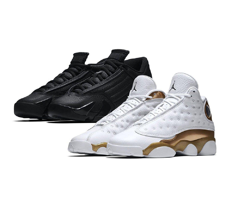 Nike Air Jordan 13/14 XIII XIV DMP Defining Moment Pack BG