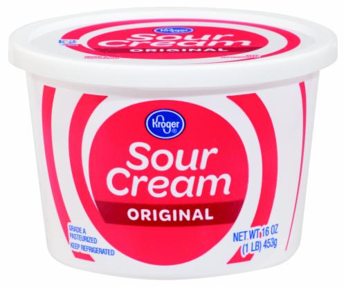 Kroger® Original Sour Cream, 16 oz in 2020 Sour cream