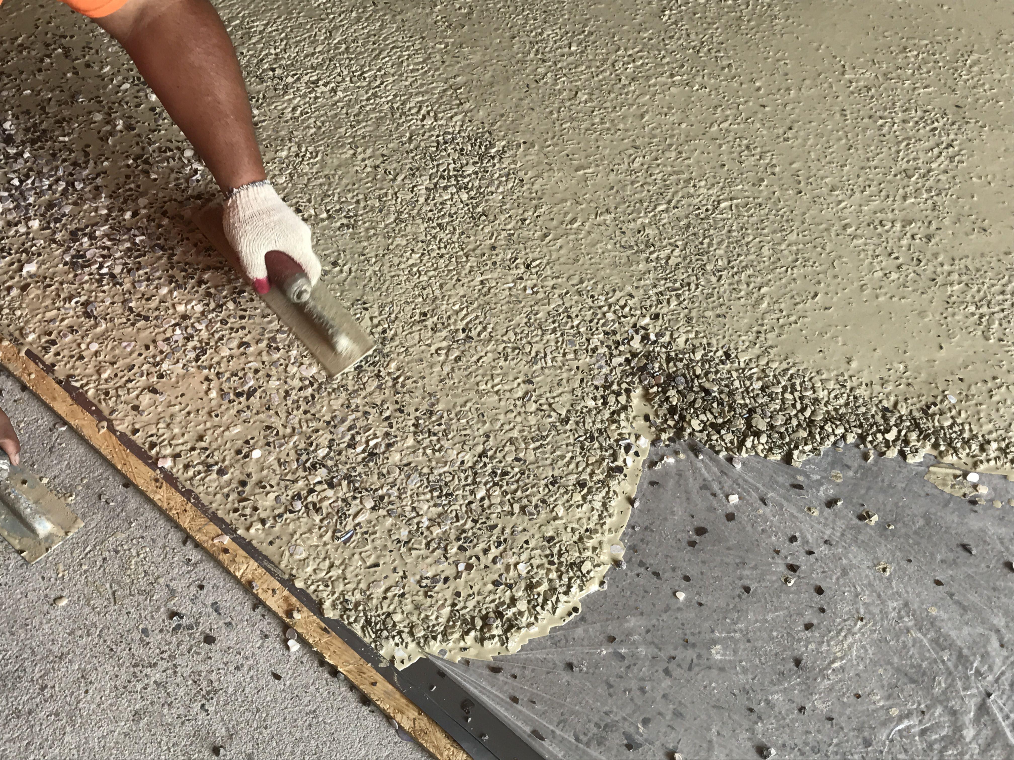 Terrazzo Flooring Installer Terrazzo Terrazzo Flooring