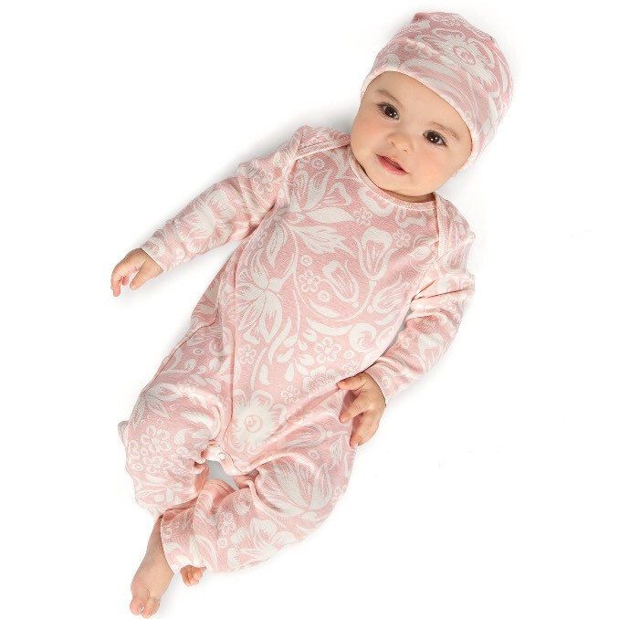 a8b82ae9bb2e Newborn Girl Coming Home Outfit