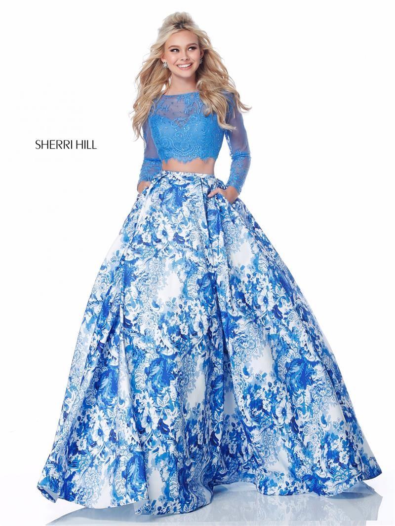 Sherri Hill 51961 - Formal Approach Prom Dress | Sherri Hill ...