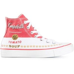 Converse Converse x Andy Warhol 'Chuck Taylor All Star' sneakers