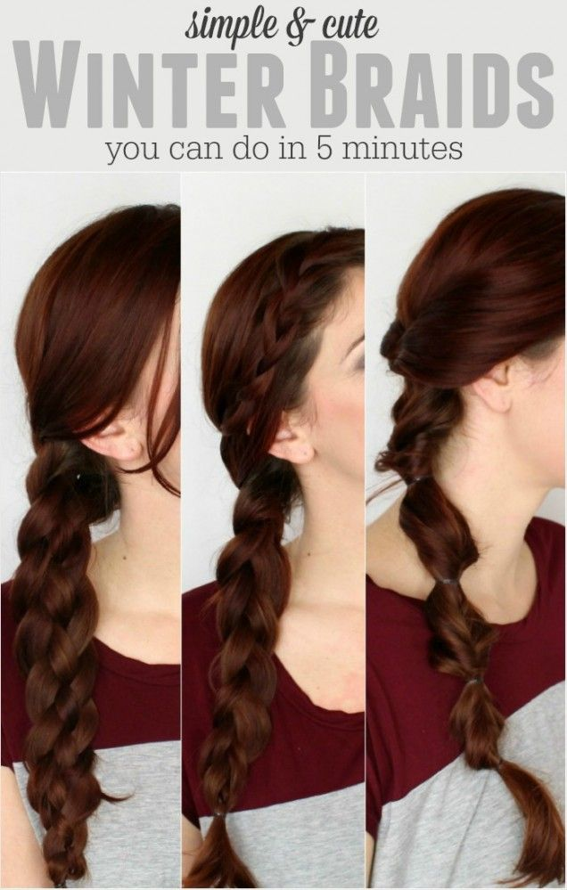 3 simple winter braids you can do by yourself deep conditioning 3 simple winter braids you can do by yourself solutioingenieria Image collections